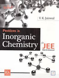 problems in inorganic chemistry amazon in v k jaiswal books