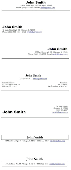resume headers sle resume headers sle resume header template