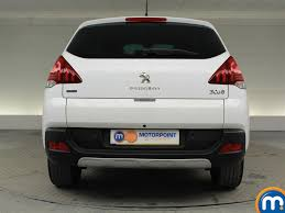 jeep peugeot used peugeot 3008 for sale rac cars