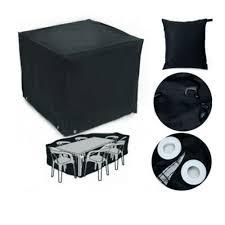 Black Patio Furniture Covers - online get cheap pvc patio furniture aliexpress com alibaba group