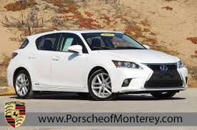 lexus 200h for sale used lexus ct 200h for sale in spreckels ca edmunds