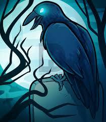 Halloween Pics To Draw How To Draw A Halloween Crow By Darkonator Drawinghub