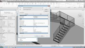 Switch Back Stairs by Mastering Revit Intro To Stairs And Railings Youtube