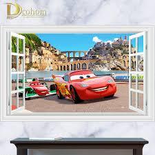 car room ideas disney cars dresser and mirror toddler cover pixar