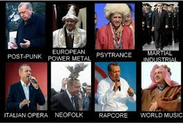 Opera Meme - european martial psy trance nd ria post punk power metal italian