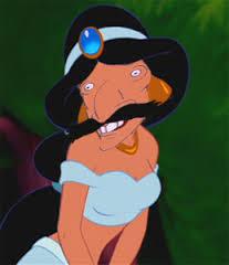 Princess Jasmine Meme - nigel today 2