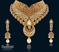 golden necklace designs images Latest gold necklace designs gold necklaces hazoorilal jewellers jpg