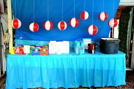 Backyard Sweet 16 Party Ideas Backyard Beach Party On A Budget Catch My Party