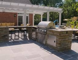 outdoor kitchen pictures gallery landscaping network
