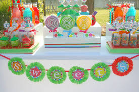 interior design rainbow themed birthday party decorations home