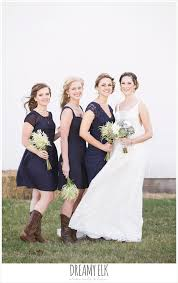 bridesmaid dresses with cowboy boots bridesmaid dresses and cowboy boots choice image braidsmaid