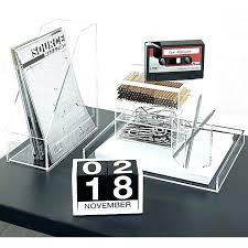 Acrylic Desk Organizer Acrylic Desk Set Clear Acrylic Desk Clear Acrylic Desk Acrylic