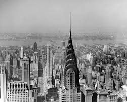 new york city u0027s chrysler building vintage photos of its