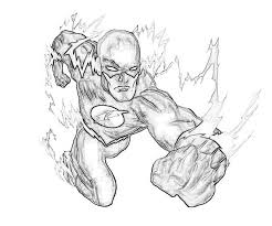 perfect flash superhero coloring pages 56 additional coloring