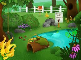 Backyard Cartoon Ranger Rick U0027s Tree House U2014 Fablevision Studios