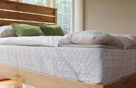 organic mattress toppers from savvy rest savvy rest