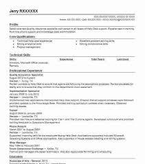 Help Desk Specialist Resume Sample Qa Specialist Resume Unforgettable Quality Assurance