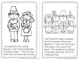 printable book pages for for thanksgiving happy thanksgiving