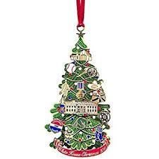 2017 white house ornament home kitchen