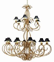 Tropical Chandelier Lighting 2nd Ave Design