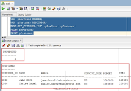 tutorial oracle stored procedure ตอนท 20 visual basic vb net เร ยกใช oracle stored procedure