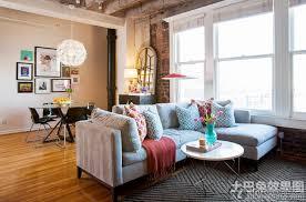small loft living room ideas small apartment loft style living room dining room effect chart