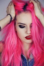 pinks current hairstyle best 25 hot pink hair ideas on pinterest bright pink hair