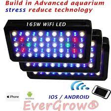 sb reef lights review evergrow full spectrum d120 165w wifi led light for reef saltwater