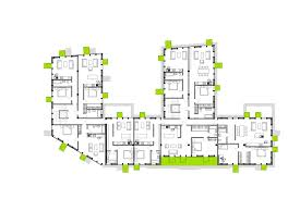 Police Station Floor Plan Gallery Of Reconstruction Of Former Police Station To Apartment