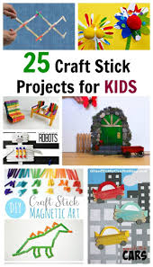 170 Best Craft Sticks Images On Pinterest Popsicle Sticks