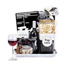 Movie Themed Gift Basket Movie Theaters Jbevents Blog