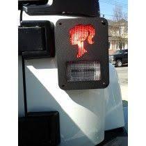 custom jeep tail light covers wu clan jeep wrangler custom tail light guards by dnajeep jeep
