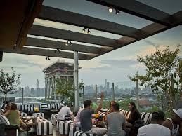 best roof top bars rooftop bars in nyc for outdoor drinking with a view
