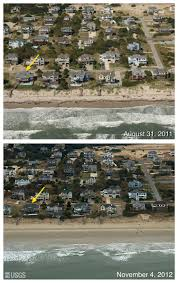Nc Coast Map Pre And Post Storm Photo Comparisons For North Carolina
