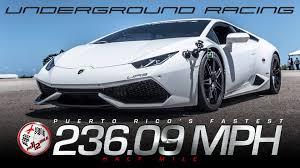 Lamborghini Huracan Custom - vicious custom lamborghini huracan x hits 236mph the new puerto