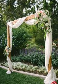 wedding arches target ira and real wedding brie and kasey bethany small