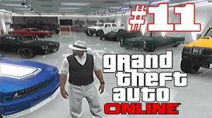 gta 5 online cribs 11 house u0026 10 car garage tour youtube
