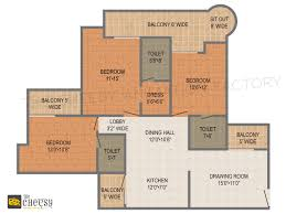 App For Making Floor Plans 3d Floor Plans For House U2013 3d Architectural Rendering
