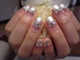 Rhinestone Nail Design Ideas 11 Best Designs For Rhinestone Nails Images On Pinterest