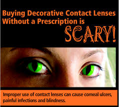 halloween contacts with prescription want scary eyes for halloween what you need to know about