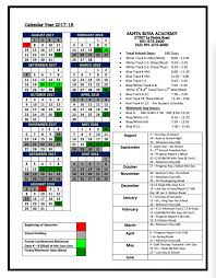 thanksgiving year toate calendar santa rosa academy what is