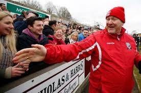 Fa Vase Results 2014 Wally Meets Peter Beadle The Hereford Manager Who Has Helped The