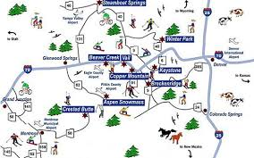 aspen map uberski holidays