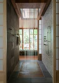 italienne dans chambre chambre avec salle de bain fusion d espaces harmonieuse