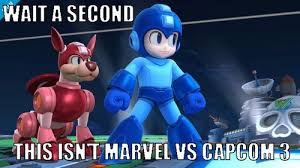 Mega Man Memes - megaman in smash bros by professorlayton22 on deviantart