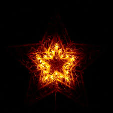flashing christmas star pictures photos and images for facebook