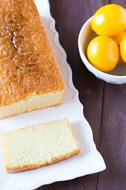 meyer lemon loaf cake recipe