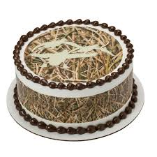 edible cake topper a birthday place cake toppers mossy oak shadowgrass blades