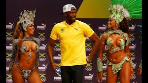 Wildfire Dance by Usain Bolt Turned A Press Conference Into A Full Blown Dance Party