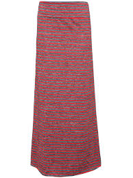 pattern for simple long skirt casual simple striped maxi skirt fashionmia com
